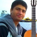 Egyptian Flamenco Guitarist Mir