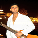 Egyptian Flamenco Guitarist Pano