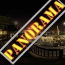 dubai_Night Panorama