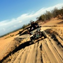 La Paz Sand Dunes,Ilocos Norte