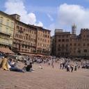 Siena City, Italy