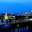 Sevilla city, Spain