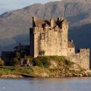 Eilean-Donan ,the most famous castle in Scotland