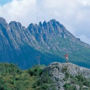 MOUNT OSSA mountain,Tasmania