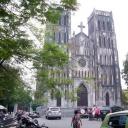 Saint Joseph Cathedral in Vietnam