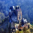Eltz Castle, a worthwhile destination in Elzbachtal