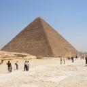 pyramids of Giza, Egypt