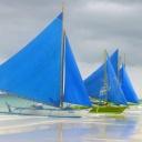 Boracay Sailboats
