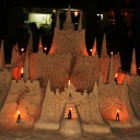 boracay sand castle